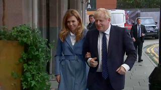 Nasce settimino il figlio del premier inglese Boris Johnson
