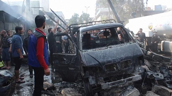 Anschlag in Syrien: Kurden machen Ankara mitverantwortlich