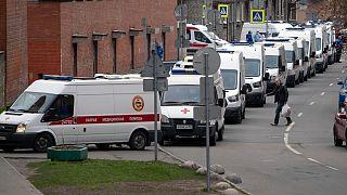 نگرانی مقامات روسیه از آلوده شدن «شهرهای هستهای» این کشور به ویروس کرونا
