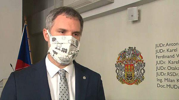 Sorge um Prager Bürgermeister - Polizeischutz für Zdenek Hrib
