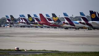 La crise du coronavirus dévaste le secteur du transport aérien