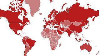 Dünyada hala Covid-19 vakası açıklamayan ülke ve bölgeler hangileri?
