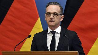 Alman Dışişleri Bakanı Heiko Mass