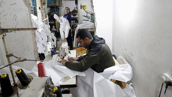 Gaza Masks