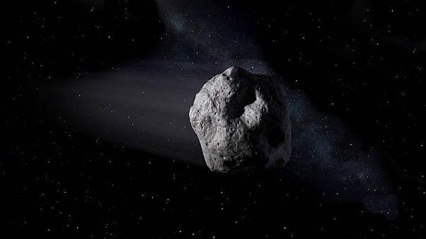 Egy aszteroida közelít, de pánikra semmi ok!