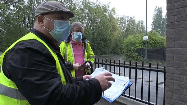 COVID-19 в Европе: в Британии растет число летальных исходов, во Франции раздают маски