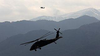 Greece US Military