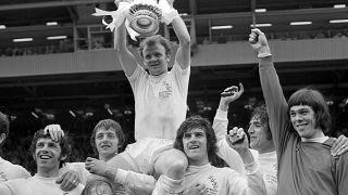 """Meghalt Jack """"Jackie"""" Charlton, az angolok világbajnok védője"""