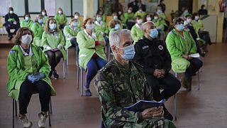 Militares formam assistentes operacionais nas escolas portuguesas