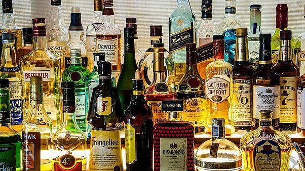 كورونا يرفع نسب استهلاك المشروبات الكحولية في روسيا