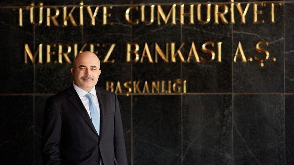 Türkiye Cumhuriyet Merkez Bankası (TCMB) Başkanı Murat Uysal