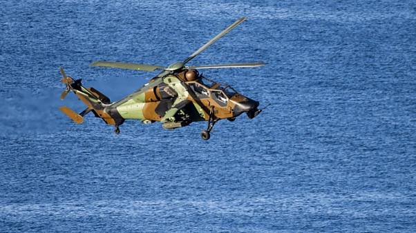 NATO helikopteri- Arşiv
