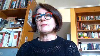 Η Γ. Τουλούμη στο euronews: Οι δοκιμές ρεμδεσιβίρης στην Ελλάδα
