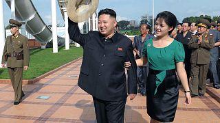 Kim Jong Un,Ri Sol Ju