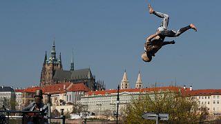 Megkönnyebbülés Prágában