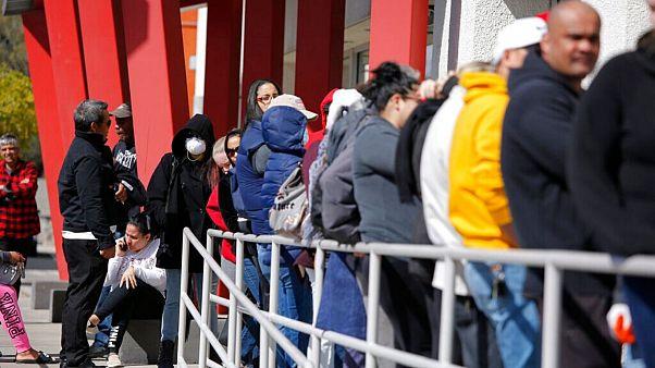 موج اخراج از کار در آمریکا؛ ۳۰ میلیون نفر درخواست حقوق بیکاری کردهاند