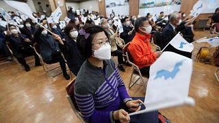Güney Kore'de koronavirüs vakaları