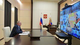 Rússia é a nova frente de combate à covid-19 na Europa