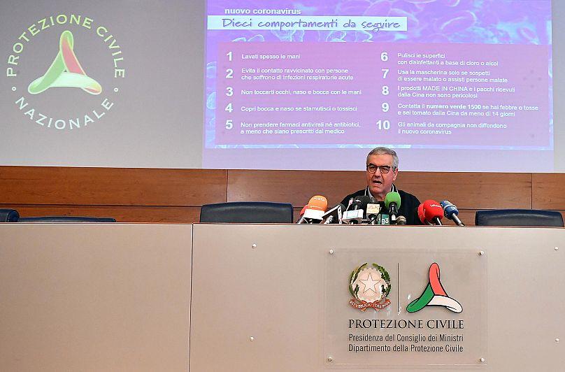 MTI/EPA/ANSA/Ettore Ferrari