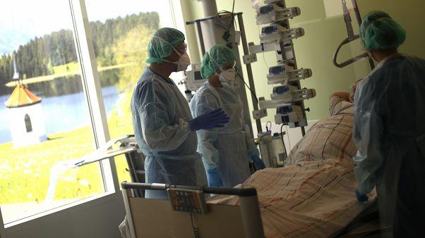 Kórház Németországban
