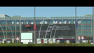 L'hôpital de campagne dans le centre des congrès de Madrid va fermer