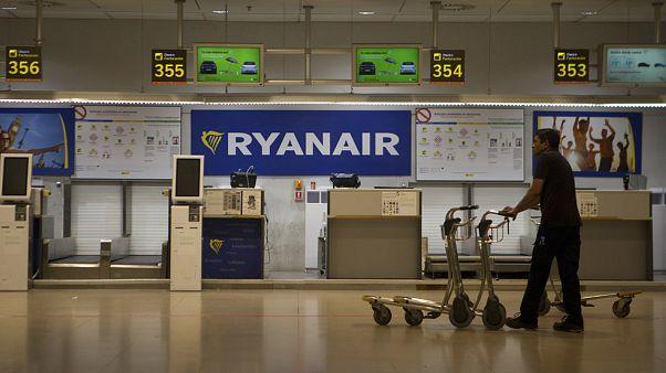 Ryanair pode despedir 3 mil pessoas