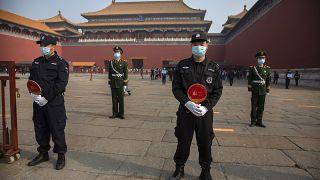 Beaucoup de précautions sanitaires à la réouverture de la Cité Interdite de Pékin