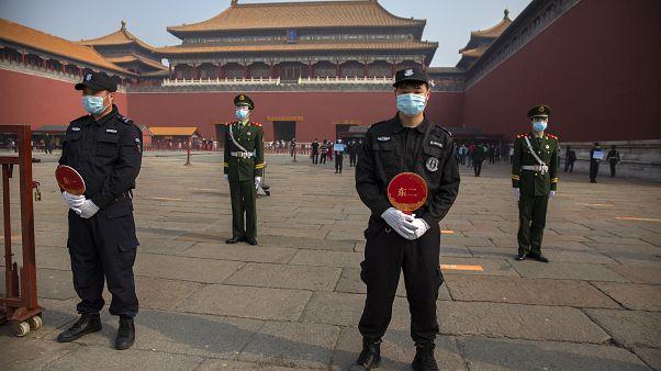"""В Пекине открылся """"Запретный город"""""""