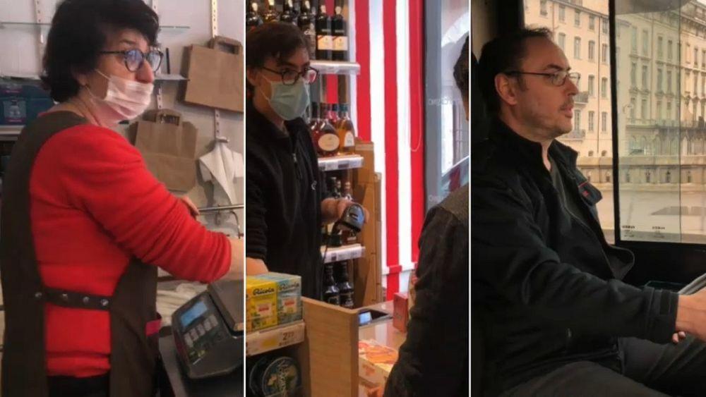 'Nos sentimos útiles': conozca a los trabajadores de primera línea que mantienen a Lyon en marcha durante el cierre 15