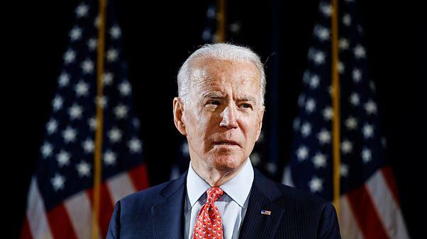 Demokrat aday adayı Biden'dan cinsel taciz iddialarına yanıt: Kesinlikle yaşanmadı
