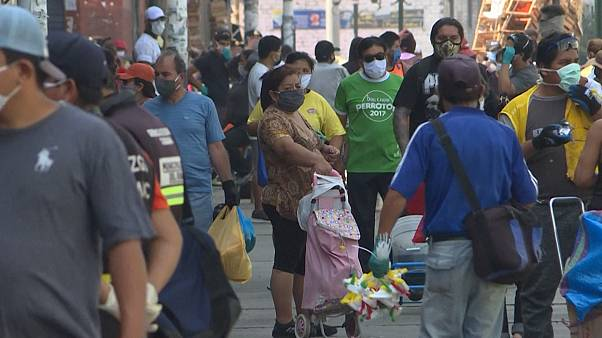 In Peru, food markets have become the epicentre of COVID-19 contagion