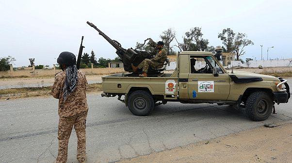 BM Libya'da savaşan taraflara 'ateşkes görüşmelerine başlayın' çağrısı yaptı