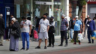 نتیجه پژوهشها: کرونا در محلههای فقیرنشین بریتانیا ۲ برابر بیشتر قربانی میگیرد