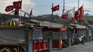 Sokağa çıkma kısıtlaması Türkiye