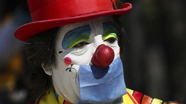 Los circos en la cuerda floja y sin red de seguridad por la pandemia de coronavirus
