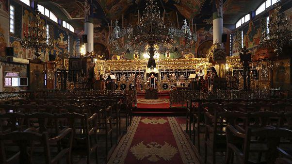 Cyprus Church Virus Outbreak
