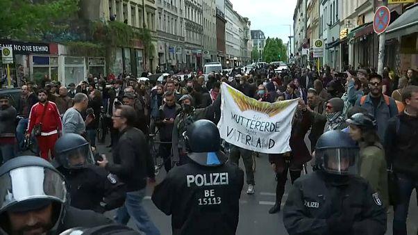 Demo in Berlin