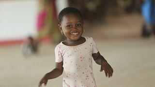 Mozambique Cyclone Children