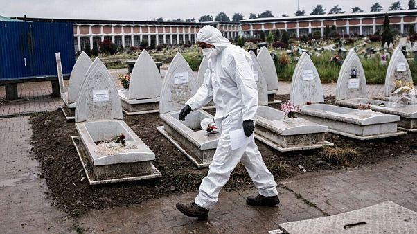 شمار قربانیان کرونا در اروپا از ۱۴۰ هزار نفر فراتر رفت