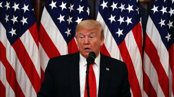 ABD Başkanı Donald Trump Covid-19'un tedavisinde antiviral Remdesivir ilacının kullanımına onay verildiğini duyurdu