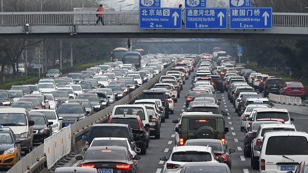 Après des mois de confinement, les Chinois partent en vacances