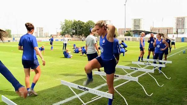 Calcio femminile USA perde in tribunale