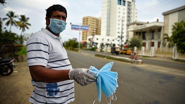 COVID-19: Πάνω από 3,3 εκατ. τα κρούσματα παγκοσμίως - Ξεπέρασαν τους 237.000 οι νεκροί