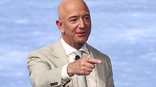 Jeff Bezos was the world's richest man until recently, when he was overtaken by SpaceX founder Elon Musk