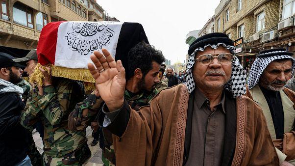 10 قتلى من الحشد الشعبي في هجوم لداعش شمال بغداد