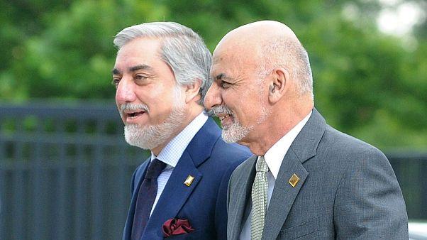 پیشنویس توافق غنی و عبدالله در افغانستان آماده شد