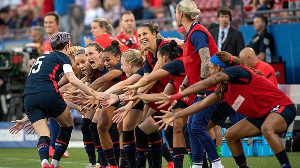 Amerika Birleşik Devletleri kadın futbol takımı