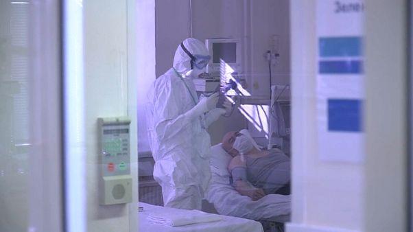 Rússia regista recorde no número diário de infetados