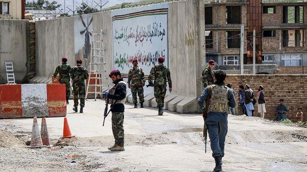 الجيش الأمريكي يدعو طرفي النزاع في أفغانستان للعودة إلى المسار السياسيّ