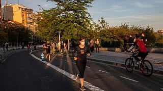 İspanya'da karantina gevşetildi